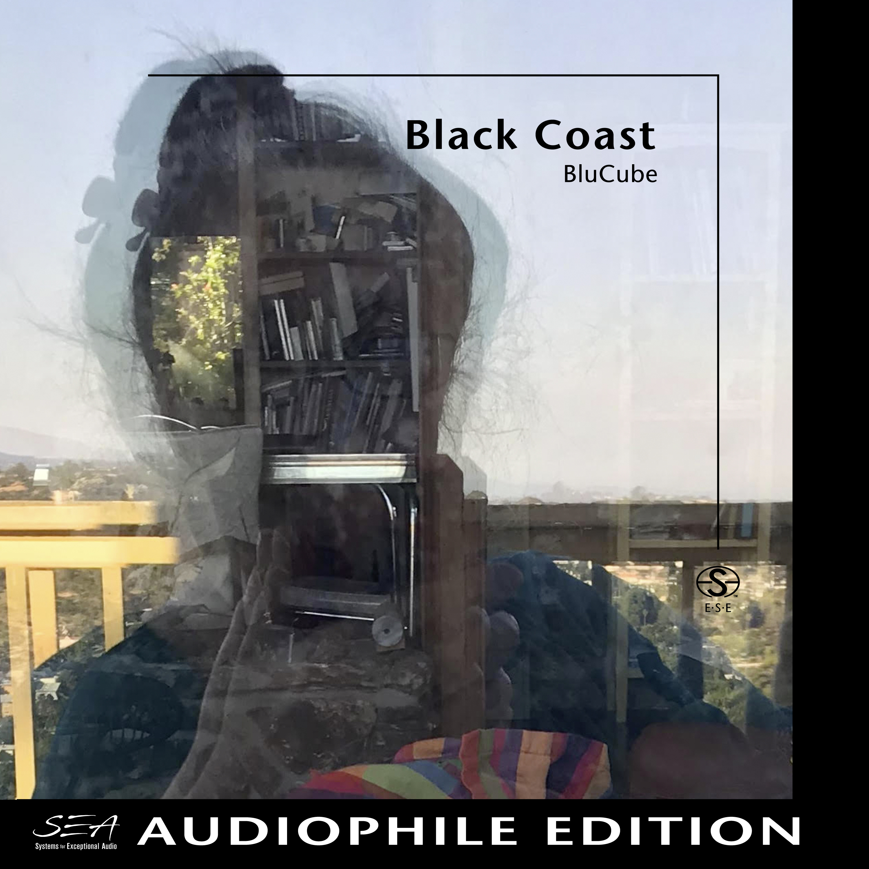 BluCube - Black Coast - Cover Image