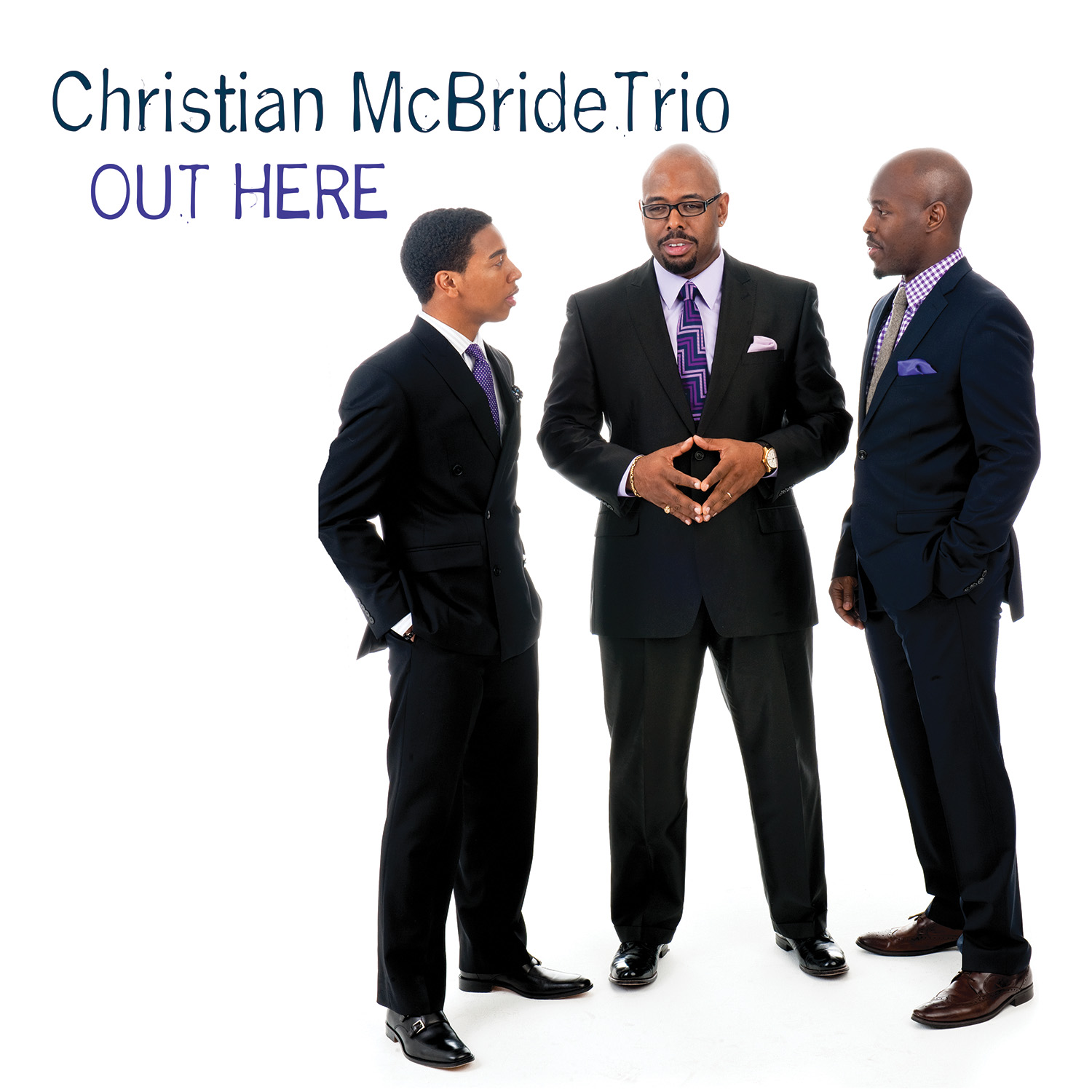 Christian McBride Trio - Out Here - Cover Image