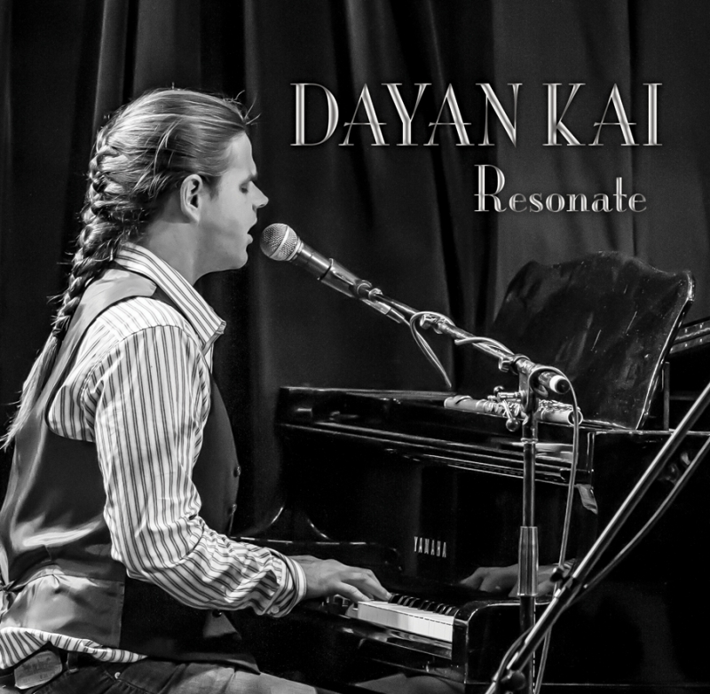 Dayan Kai - Resonate - Cover Image