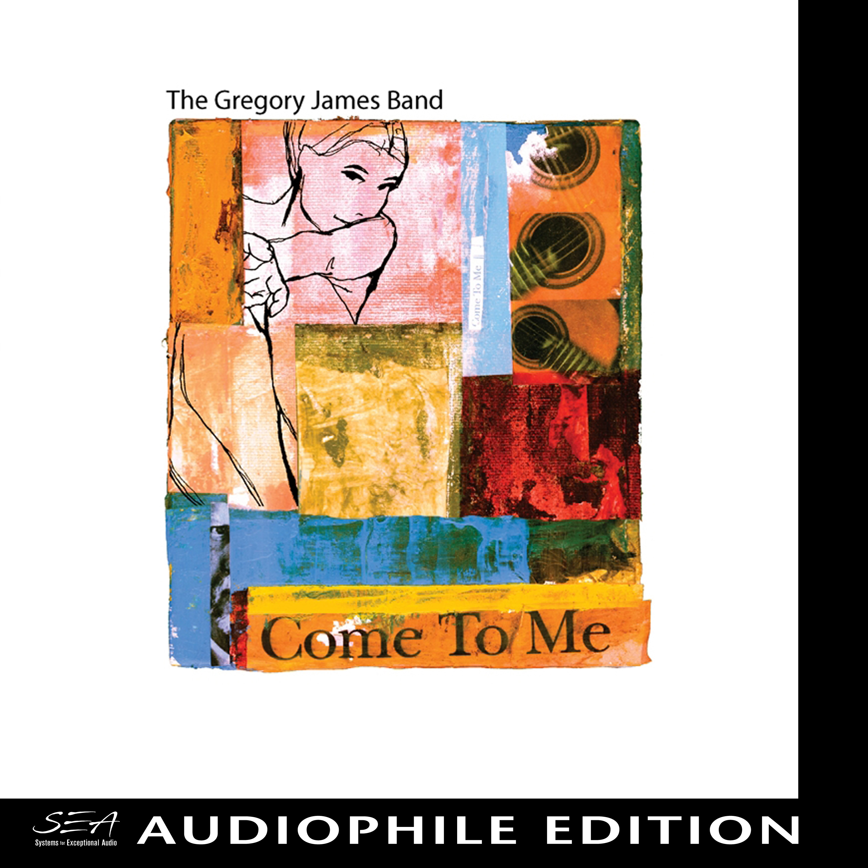 Gregory James - Come To Me - Cover Image
