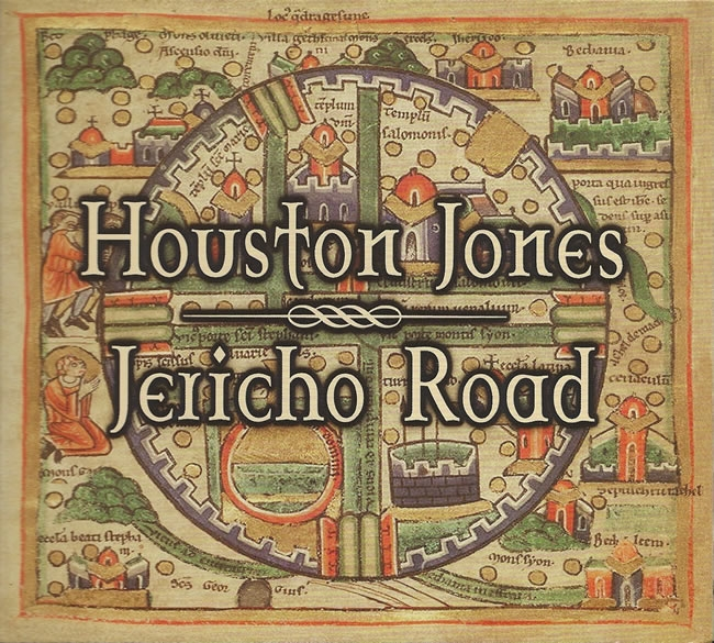 Houston Jones - Jericho Road - Cover Image