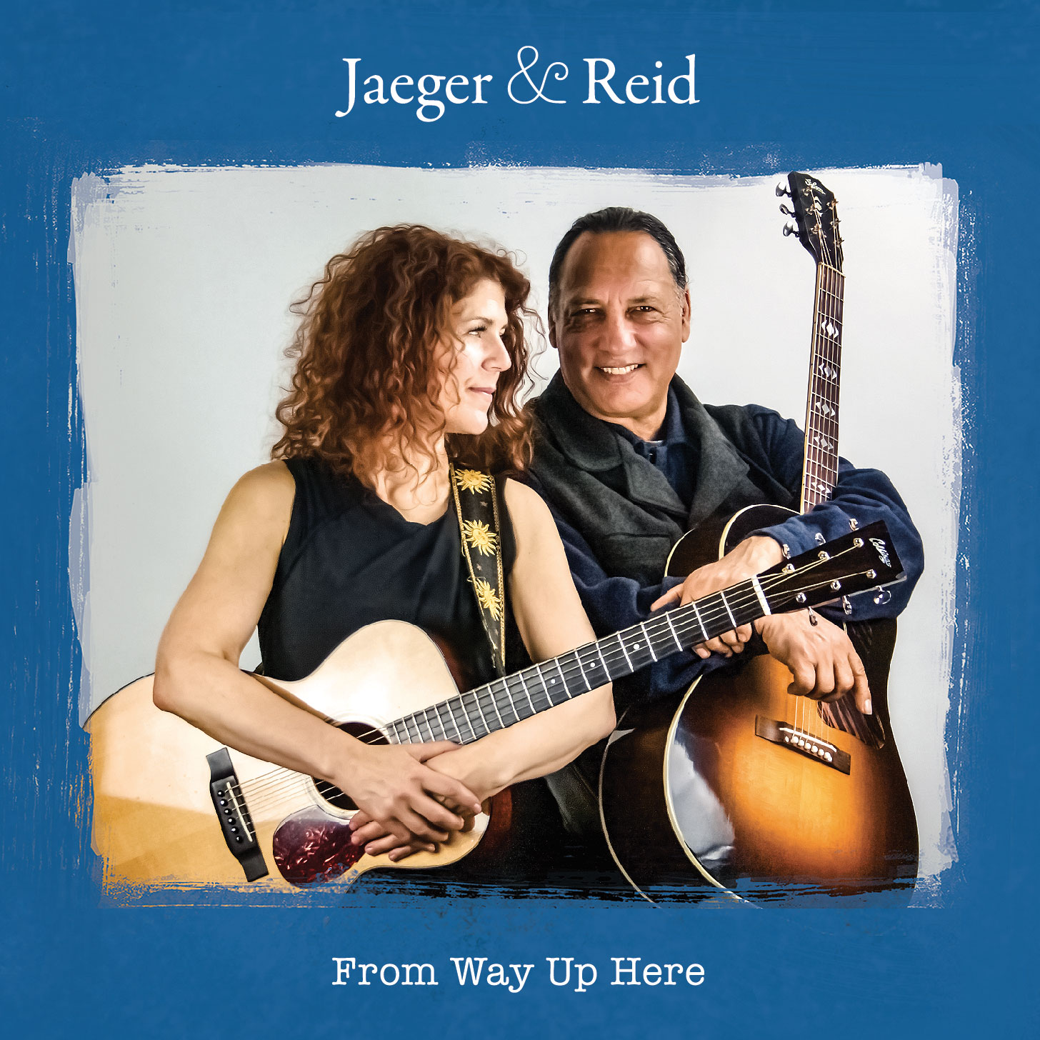 Jaeger & Reid - From Way Up Here - Cover Image