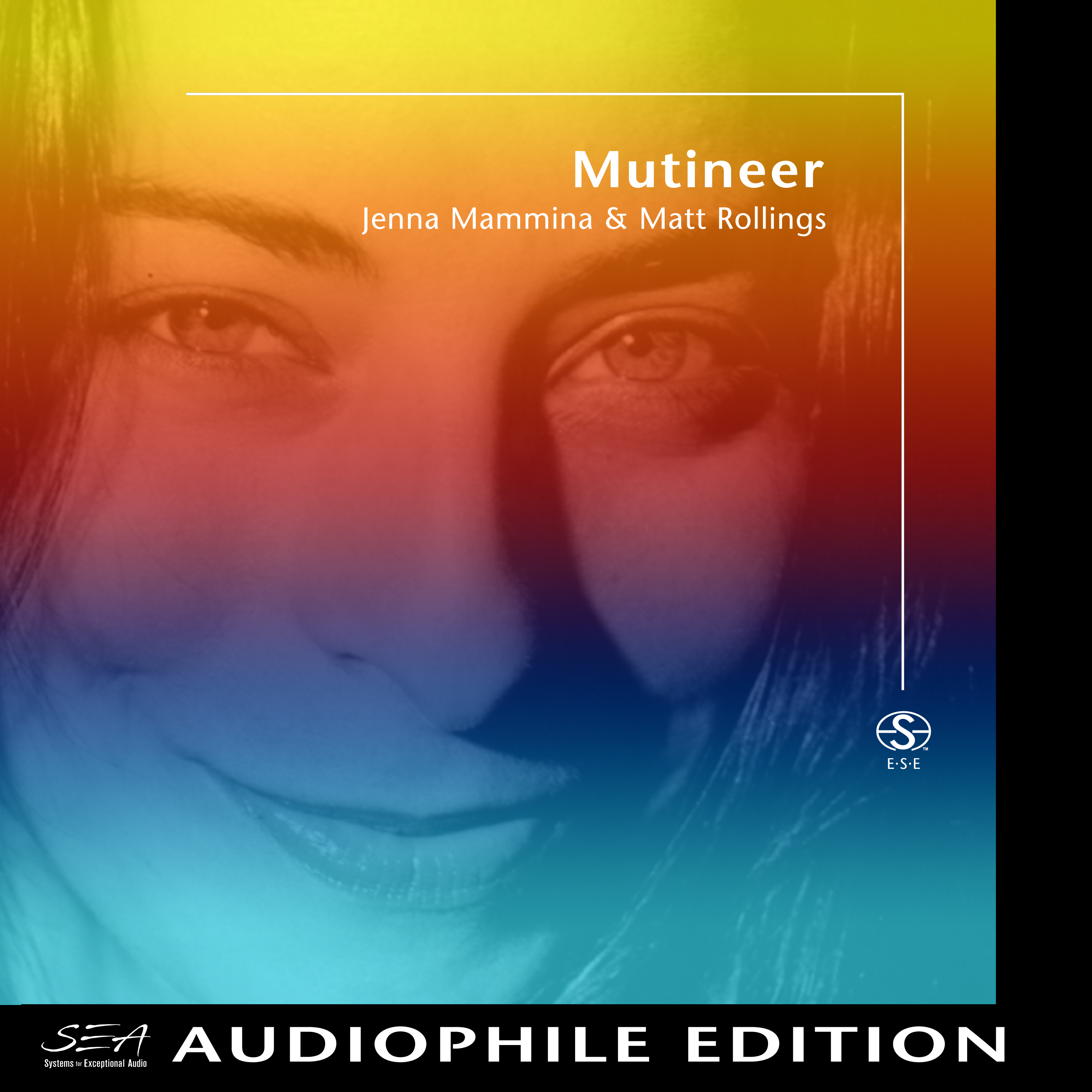 Jenna Mammina & Matt Rollings - Mutineer - Cover Image