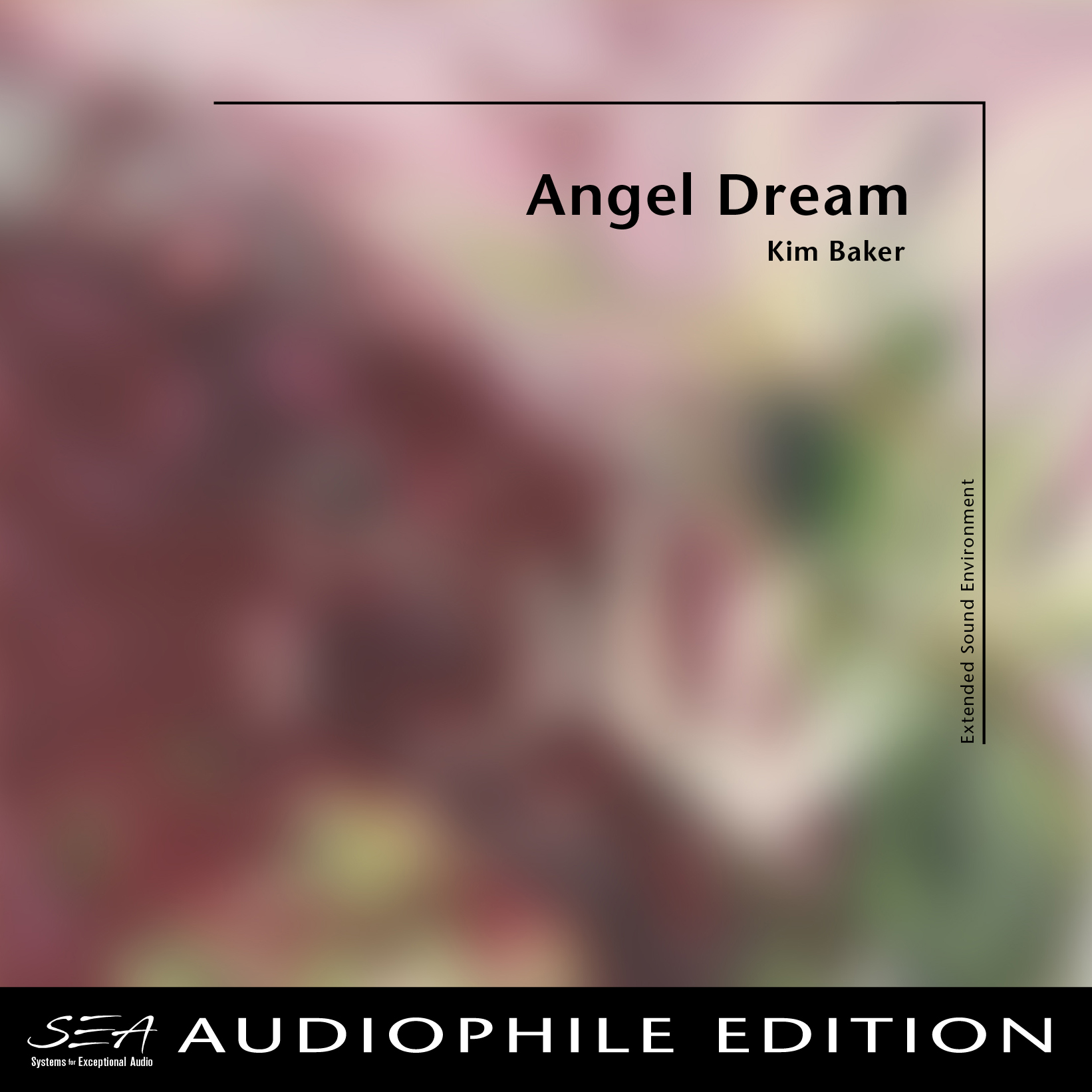 Kim Baker - Angel Dream (Single) - Cover Image