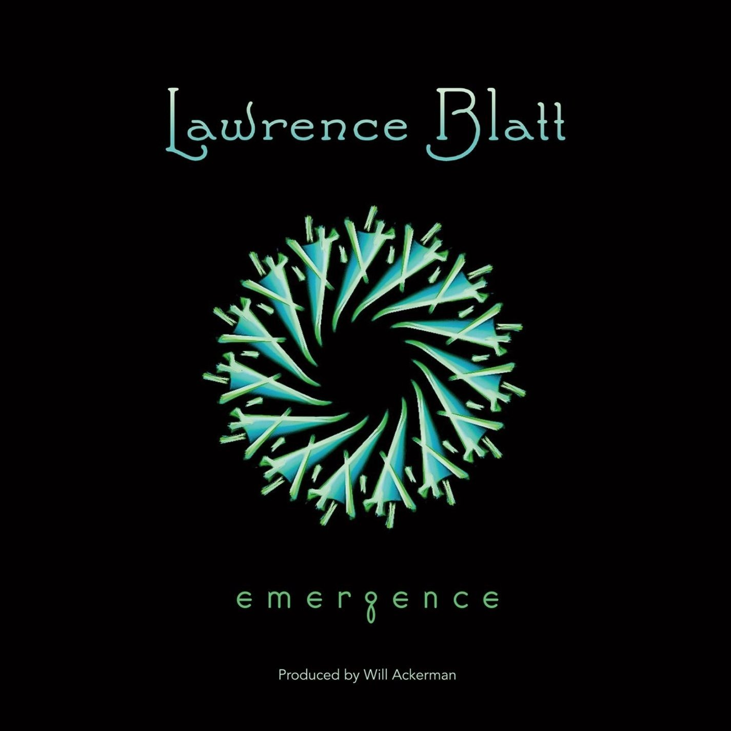 Lawrence Blatt - Emergence - Cover