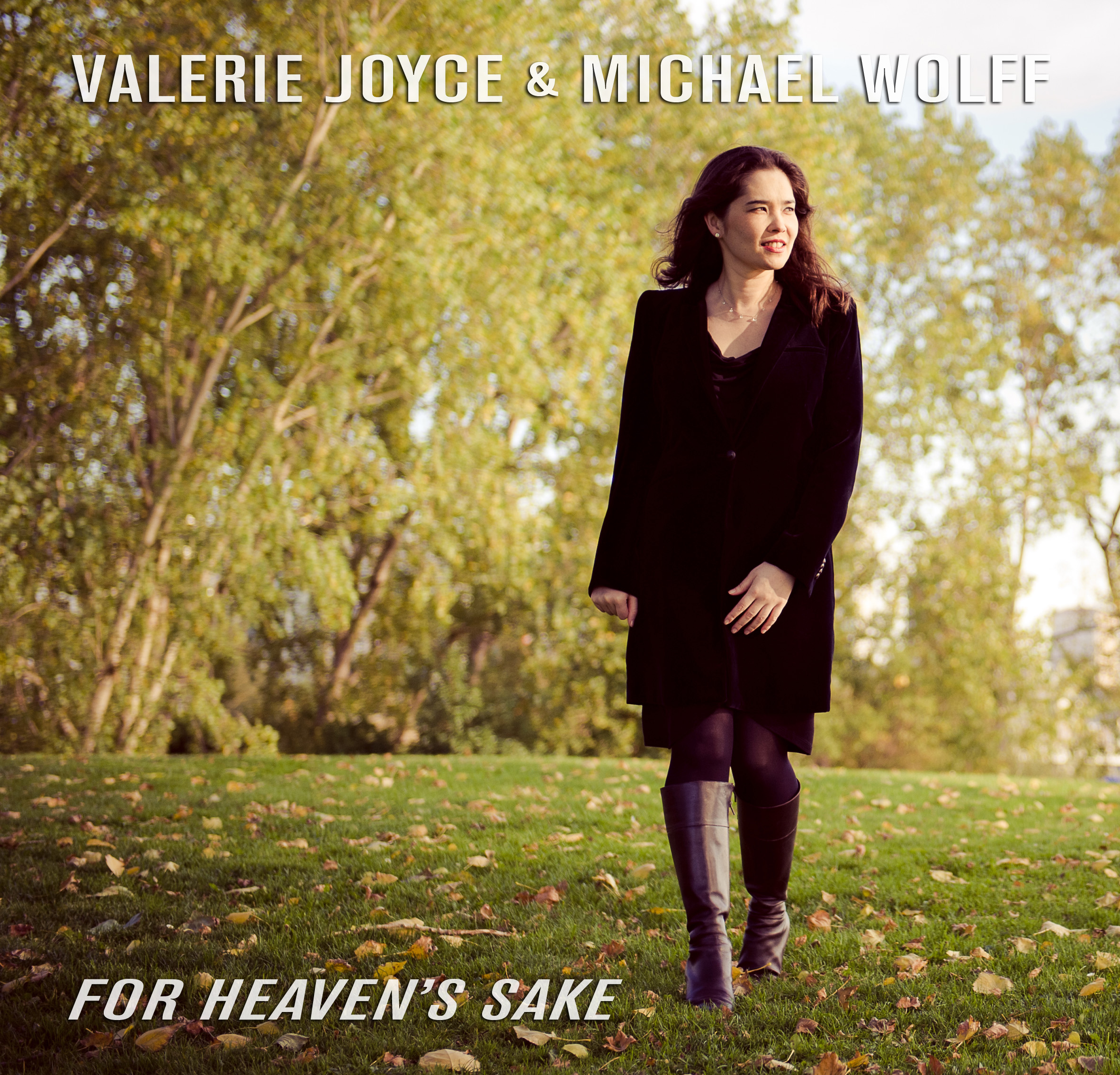 Valerie Joyce & Michael Wolff - For Heaven's Sake - Cover Image