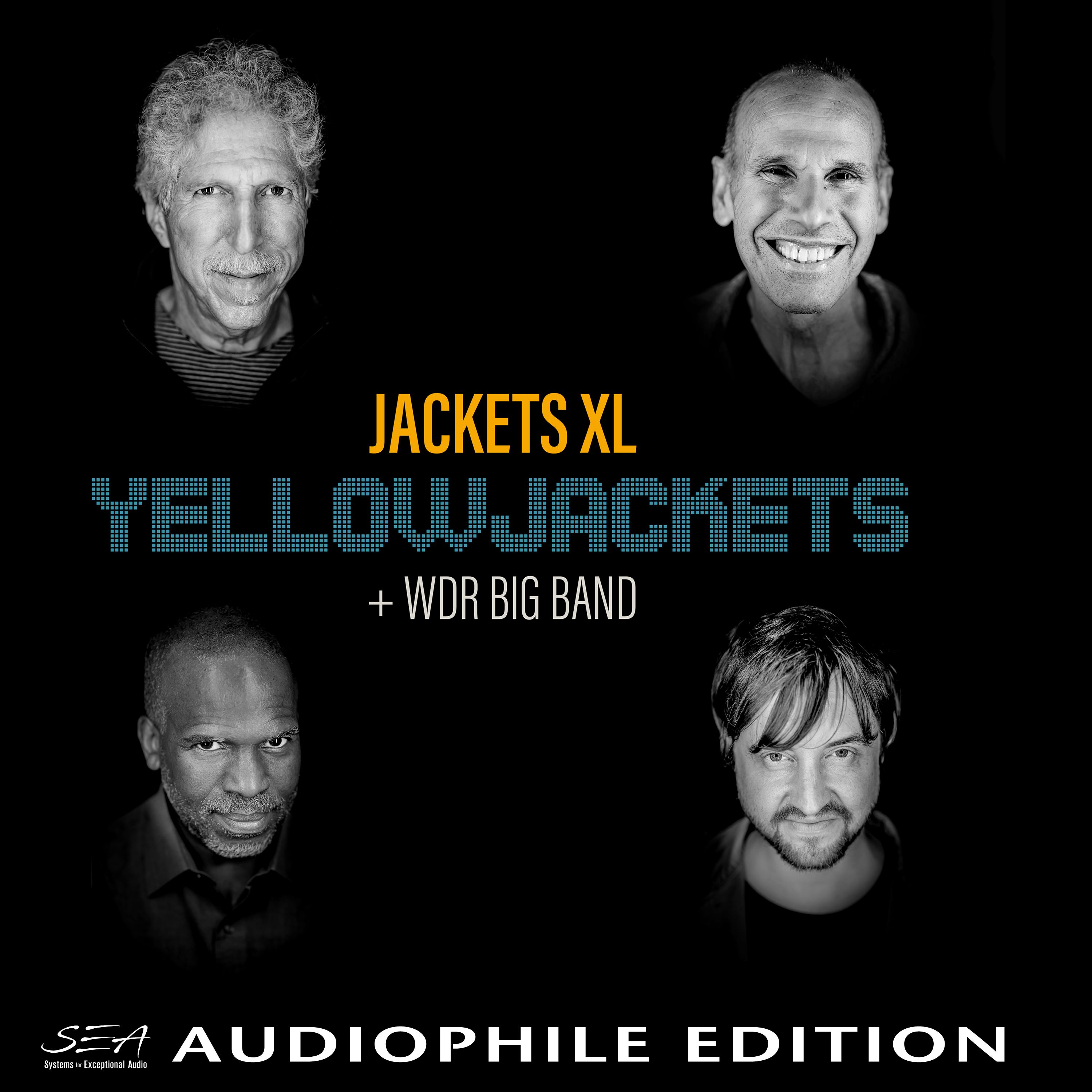 Yellowjackets - Jackets XL - Cover Image