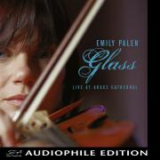Emily Palen - Glass: Live at Grace Cathedral - Cover Image