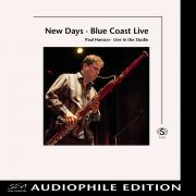 Paul Hanson - New Days-Blue Coast Live - Cover Image