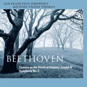 San Francisco Symphony - Beethoven 2 - Cover Image