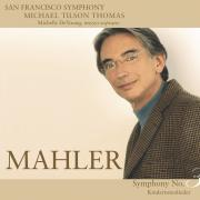San Francisco Symphony Mahler No. 3 - Cover Image