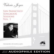 Valerie Joyce - San Francisco Songbook Sessions Volume One - Cover