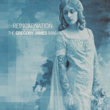 Gregory James - Reincarnation - Cover Image