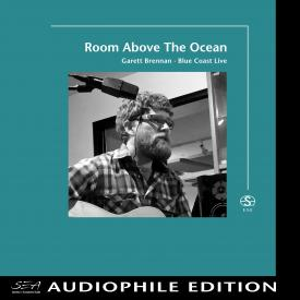 Garett Brennan - Room Above The Ocean - Cover Image
