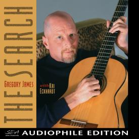 Gregory James - The Search - Cover Image