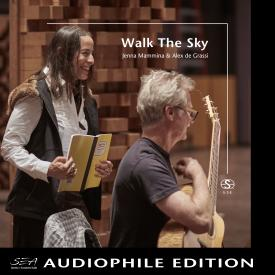 Jenna Mammina & Alex de Grassi - Walk The Sky - Cover Image