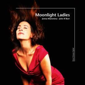 Jenna Mammina - Moonlight Ladies - Cover Image