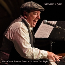 Eamonn Flynn - Blue Coast Special Event 45 - Cover Image