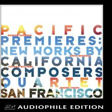 Quartet San Francisco - Pacific Premieres - Cover Image