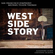 San Francisco Symphony - West Side Story - Cover image